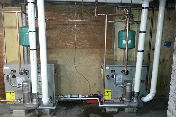 Oil To Gas Conversion by Jim's Plumbing and Heating